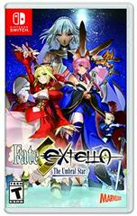 Fate/Extella: The Umbral Star Nintendo Switch Prices