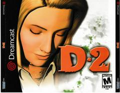 Front Of Case | D2 Sega Dreamcast