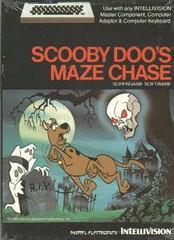 Scooby Doo's Maze Chase Intellivision Prices