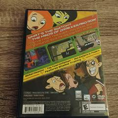 Back Of Case | Kim Possible What's the Switch Playstation 2