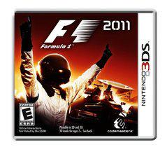 F1 2011 Nintendo 3DS Prices