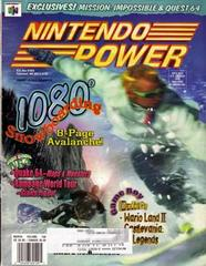 [Volume 106] 1080 Snowboarding Nintendo Power Prices