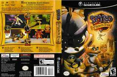Artwork - Back, Front | Spyro A Hero's Tail Gamecube