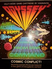 Cosmic Conflict! Magnavox Odyssey 2 Prices