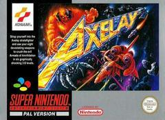 Axelay PAL Super Nintendo Prices