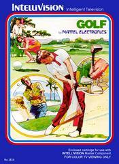PGA Golf Intellivision Prices
