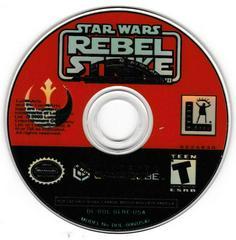 Game Disc | Star Wars Rebel Strike Gamecube
