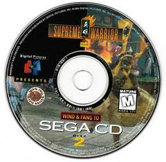 Game Disc 2 | Supreme Warrior Sega CD