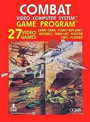 Combat [Text Label] Atari 2600 Prices