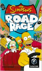 Manual - Front | The Simpsons Road Rage Gamecube
