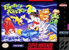 Pocky and Rocky 2 Super Nintendo Prices