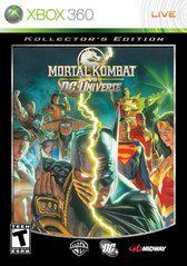 Mortal Kombat vs. DC Universe [Kollector's Edition] Xbox 360 Prices