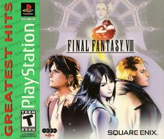 Final Fantasy VIII [Greatest Hits] Playstation Prices
