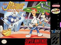 The Jetsons Invasion of the Planet Pirates Super Nintendo Prices