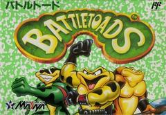 Battletoads Famicom Prices