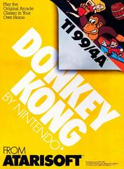 Donkey Kong TI-99 Prices