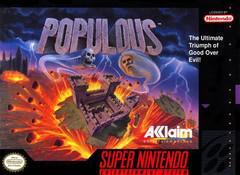 Populous Super Nintendo Prices