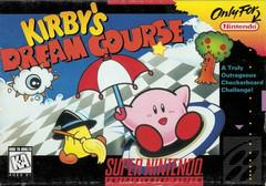 Kirby's Dream Course Super Nintendo Prices