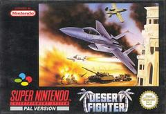 Desert Fighter PAL Super Nintendo Prices