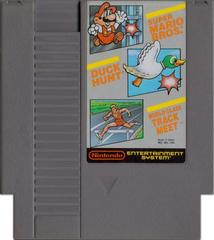 Cartridge | Super Mario Bros Duck Hunt World Class Track Meet NES