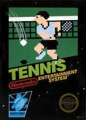 Tennis - Front | Tennis NES