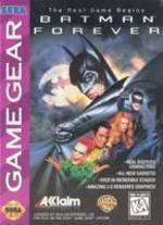 Batman Forever Sega Game Gear Prices