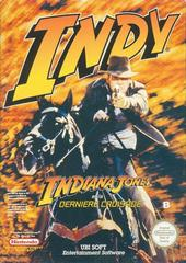 Indiana Jones and the Last Crusade PAL NES Prices