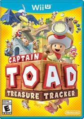 Captain Toad: Treasure Tracker Cover Art