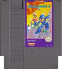 Cartridge | Mega Man 4 NES