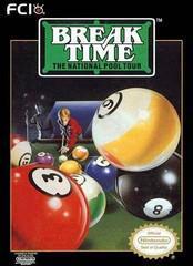 Break Time The National Pool Tour NES Prices
