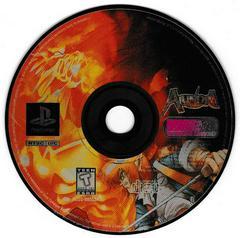 Game Disc - (SLUS-00553A) | Alundra Playstation