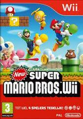 New Super Mario Bros. Wii PAL Wii Prices