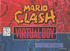 Mario Clash - Instructions | Mario Clash Virtual Boy