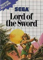 Lord of the Sword PAL Sega Master System Prices