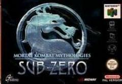 Mortal Kombat Mythologies: Sub-Zero PAL Nintendo 64 Prices