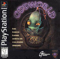 Oddworld Abe's Oddysee Playstation Prices