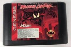 Black Variant | Spiderman Maximum Carnage Sega Genesis