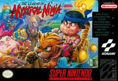Legend of the Mystical Ninja Super Nintendo Prices