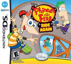 Phineas and Ferb Ride Again Nintendo DS Prices