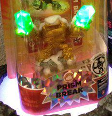 Prism Break - Giants, Employee, Holiday 2012, Lightcore Skylanders Prices