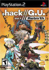 .hack GU Rebirth Playstation 2 Prices