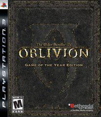Elder Scrolls IV Oblivion [Game of the Year] Playstation 3 Prices