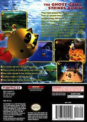 Case - Back | Pac-Man World 2 Gamecube