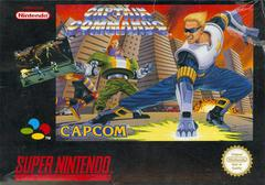 Captain Commando PAL Super Nintendo Prices