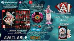 AI: The Somnium Files [Special Agent Edition] PAL Nintendo Switch Prices