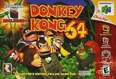 Donkey Kong 64 [Expansion Pak Bundle] Nintendo 64 Prices
