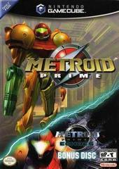Metroid Prime [Echoes Bonus Disc] Gamecube Prices