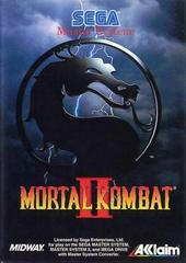 Mortal Kombat II PAL Sega Master System Prices