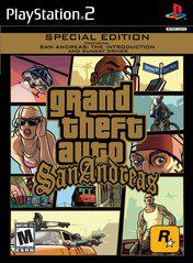 Grand Theft Auto San Andreas [Special Edition] Playstation 2 Prices