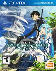 Sword Art Online: Lost Song Playstation Vita Prices